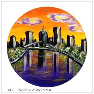 00513_Rochester Skyline