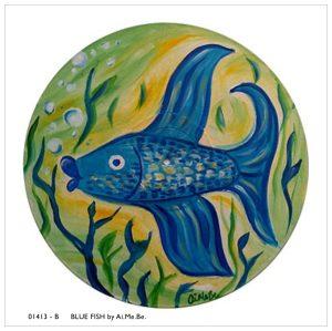 01413B_Blue Fish
