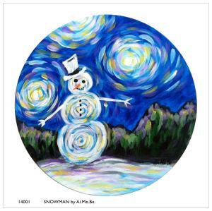 14001_Snowman