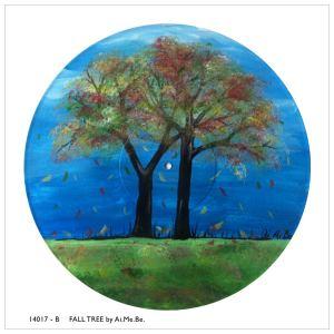 14017B_Fall Tree