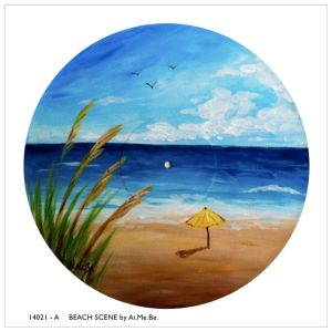 14021A_Beach Scene