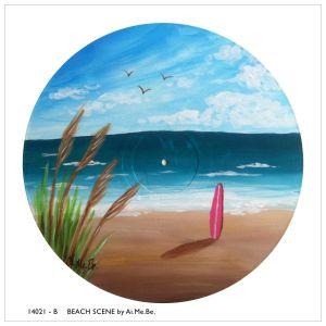 14021B_Beach Scene