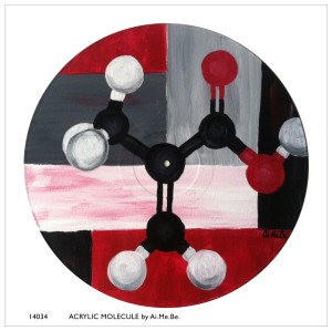 14034_Acrylic Molecule