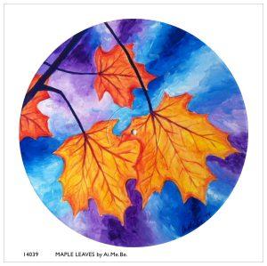 14039_Maple Leaves