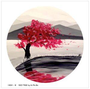 14041B_Red Tree