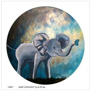 14047_Baby Elephant