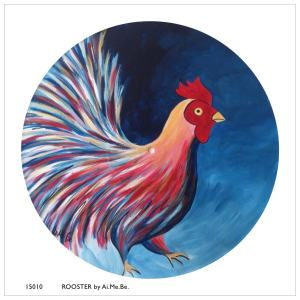 15010_Rooster Red