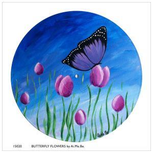 15020_Butterfly Flowers