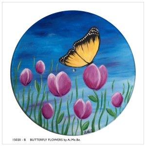 15020B_Butterfly Flowers