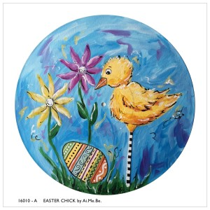 16010A_Easter Chick
