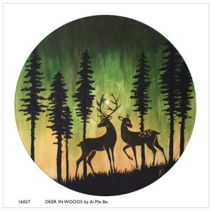 16027_Deer in Woods